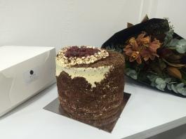 Chocolate Sponge | Morello Cherries | Cream | Cherry Schnaps | Chocolate Shavings