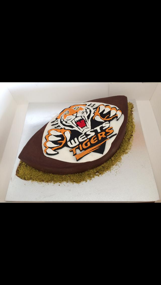 Wests Tigers Footy