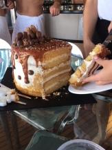 Victoria Sponge | Burnt Butter Vanilla | Caramel Drizzle