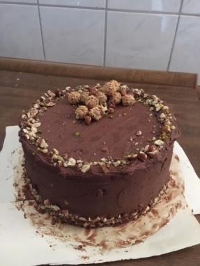 Giotto Cake