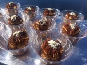 Tiramisu Dessert Cups