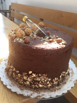 Large Giotto Cake