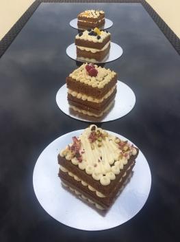 Wedding Cake Tasters - No Egg